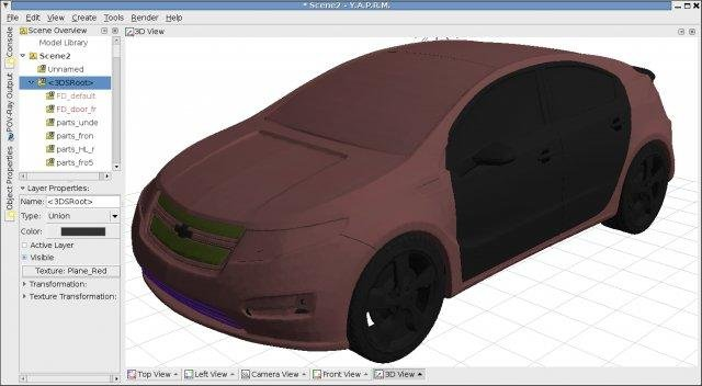 Yet Another Pov-Ray Modeller download | SourceForge net