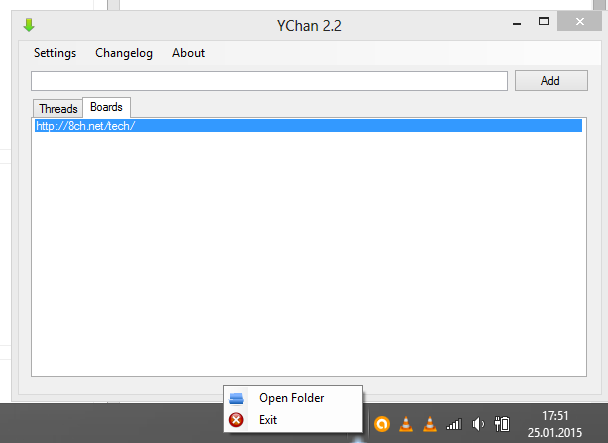 YChan - 4chan and 8chan image downloader download