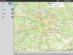 Yandex Maps for WebOS download | SourceForge net