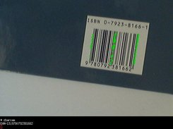 read bar codes with your webcam