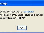 JMessage Screen 1