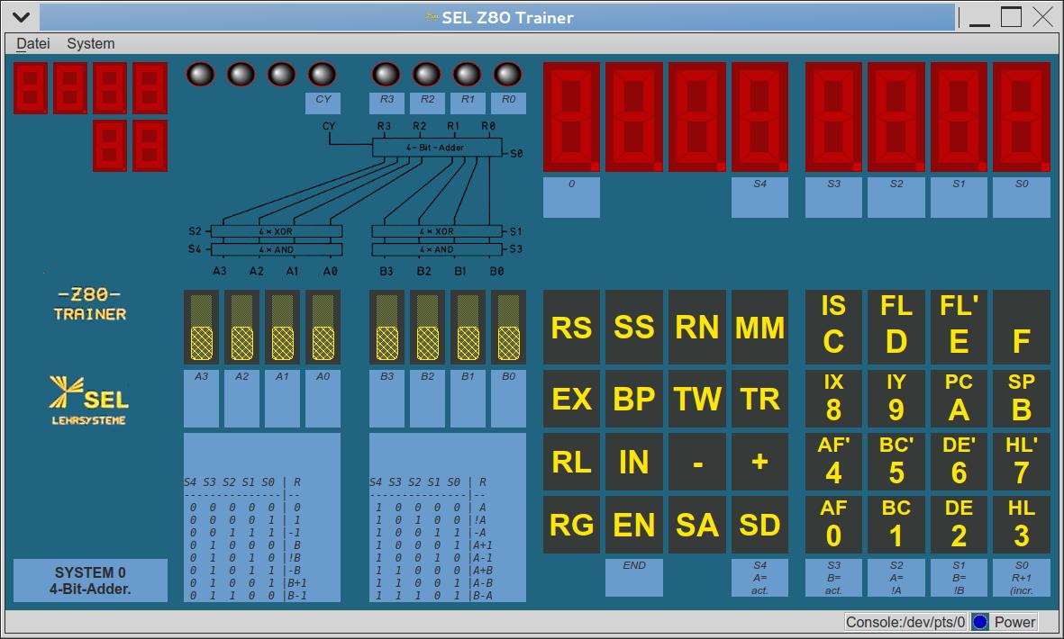 Zilog Z80 Emulator Online