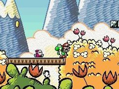 Super Mario World 2: Yoshi's Island (Super FX 2)