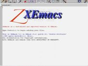 The ZXEmacs logo