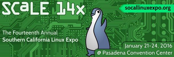 Find out more about SCALE 14x and DevOps Day LA