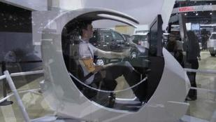 Interactive Games and Concept Cars (Video)
