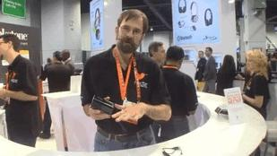 CES: Tiny Fuel Cell is Supposed to Charge a Cell Phone for Two Weeks (Video)