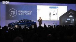 Toyota releases thousands of patents for hydrogen fuel cell tech