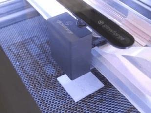 Glowforge Printer Cuts and Etches Patterns Into Almost Any Surface