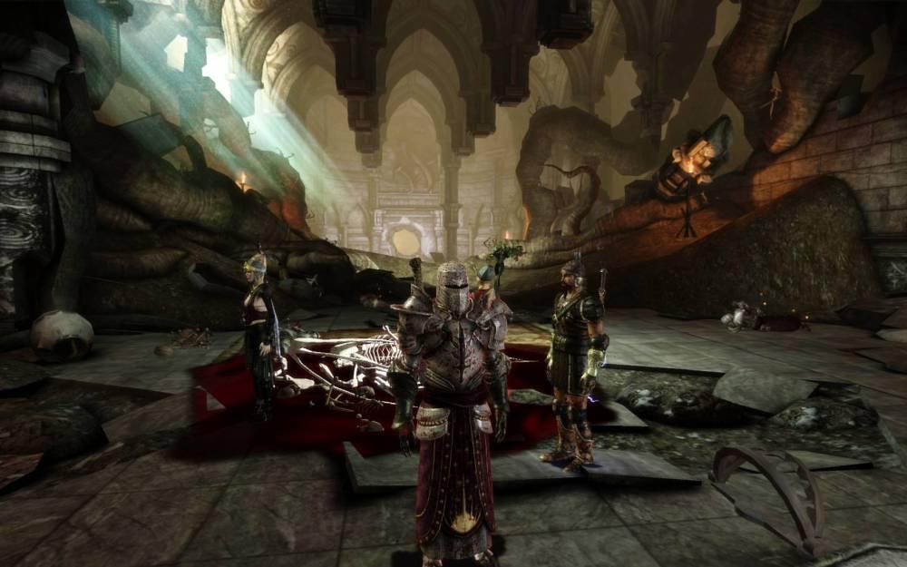 Review: Dragon Age: Origins - Slashdot