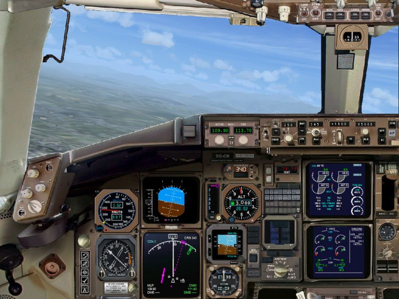Boeing 767 Simulator In a Bedroom - Slashdot