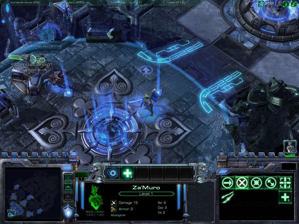 Blizzard Unveils Custom StarCraft 2 Game Types, Encourages