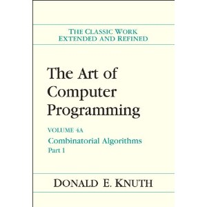 Book Review: The Art of Computer Programming  Volume 4A